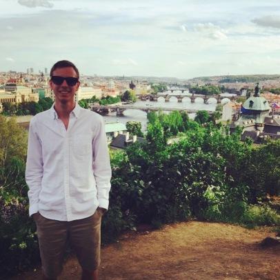 Bram in Prague