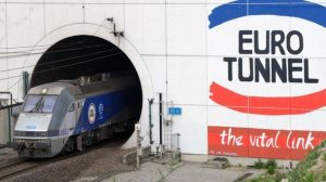 Calais Chunnel Enterance (Image Courtesy of the BBC)