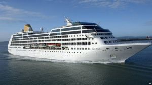 Carnival Corp Cruise Ship (Image Courtesy of BBC)