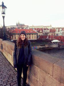Cassidy in Prague