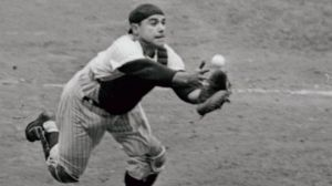 Yogi Berra (Image Courtesy of the BBC)