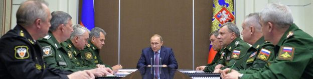 Russian Meeting