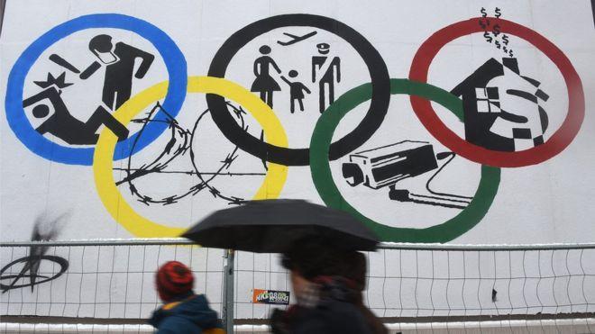 Olympics NO