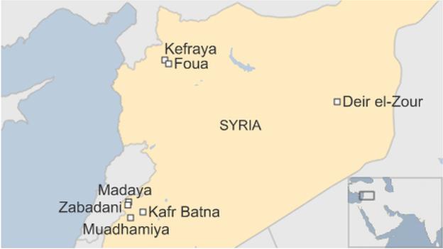 Syria Aid Sites