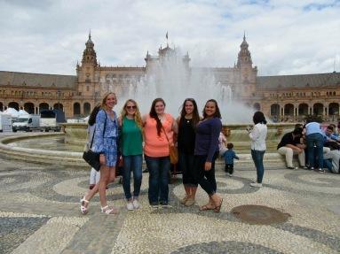 Madison in Seville